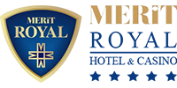 Merit Royal Otel Logo