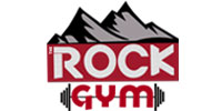 The Rock Gym logo