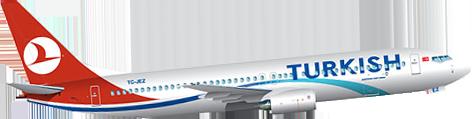 Turkish yazılı uçak